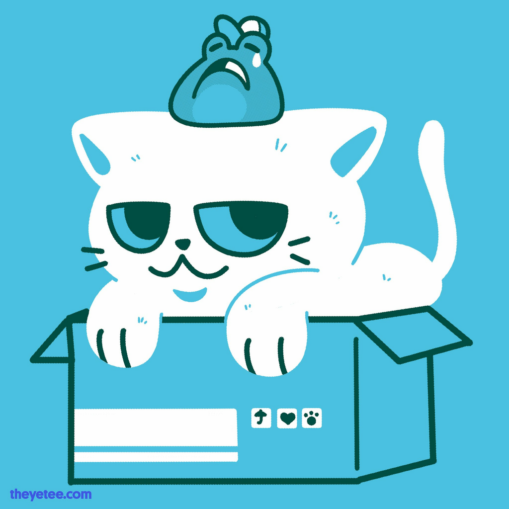 The Yetee: Boxy Friends