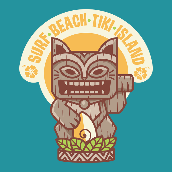 NeatoShop: Tiki Kitty