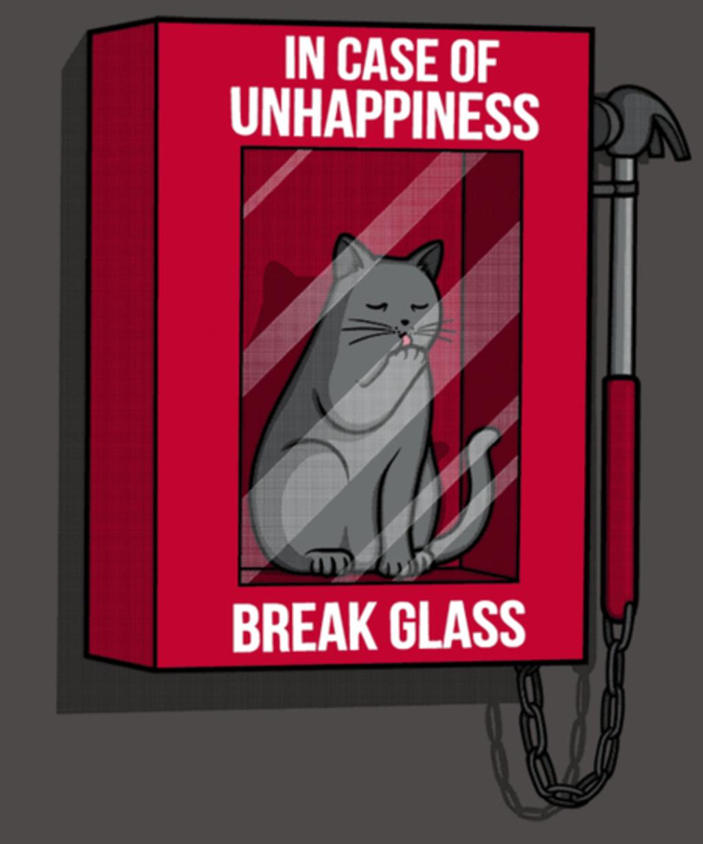 Qwertee: Happiness1.0!