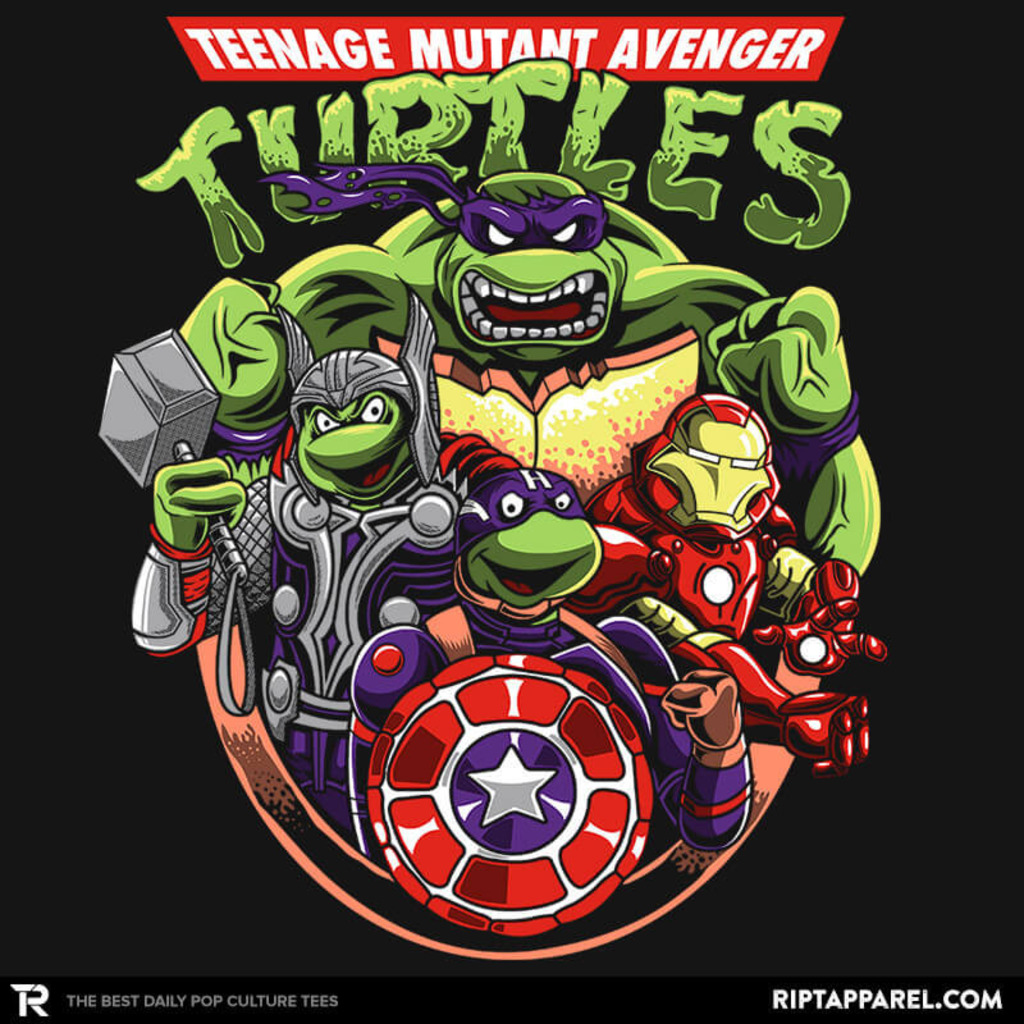 Ript: Teenage Mutant Avenger Turtles