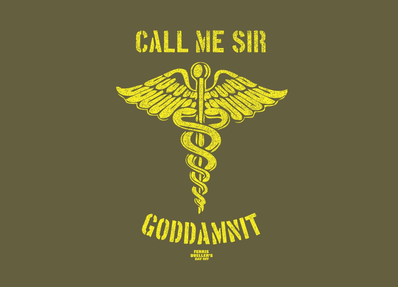 Threadless: Call Me Sir