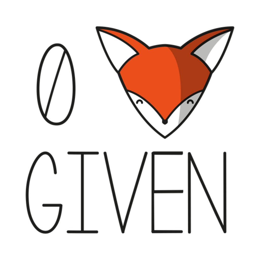 NeatoShop: 0 fox given