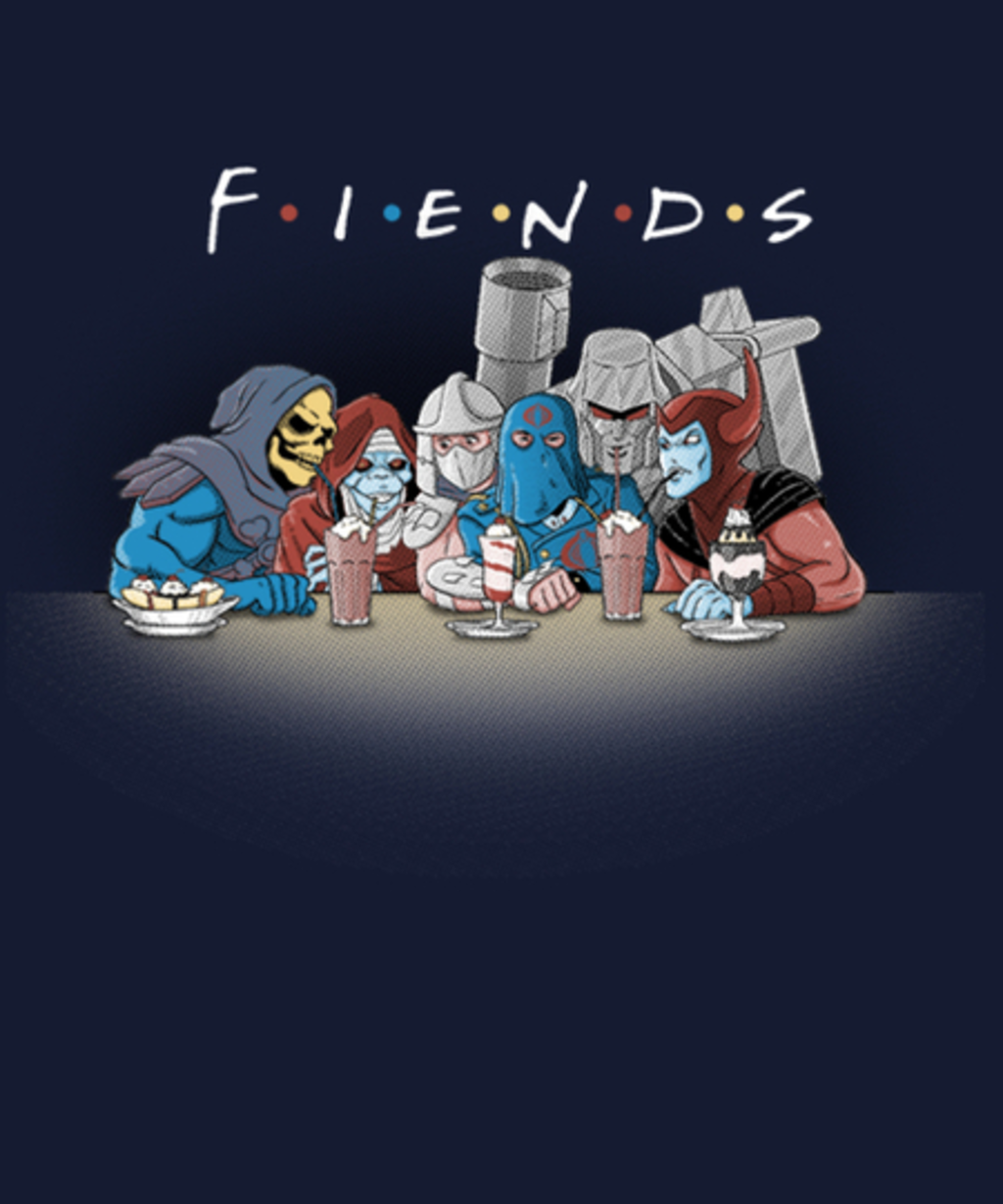 Qwertee: FIENDS