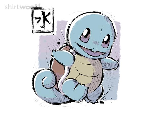 Woot!: Water Monster