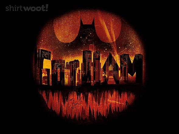 Woot!: Dark City