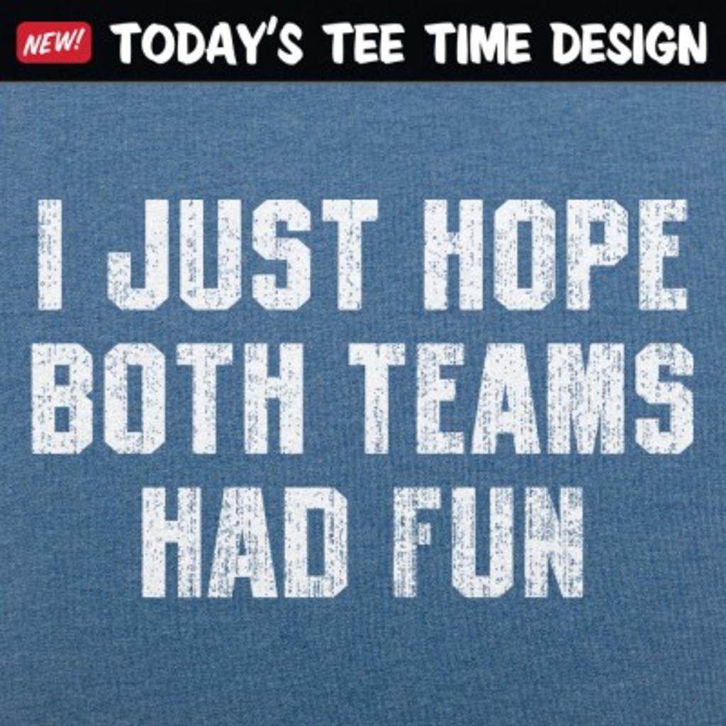 6 Dollar Shirts: Both Teams