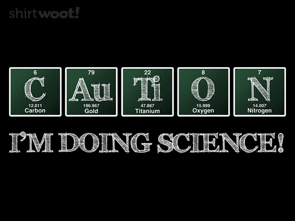Woot!: Science!