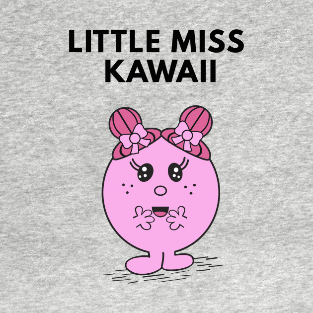 TeePublic: Little Miss Kawaii