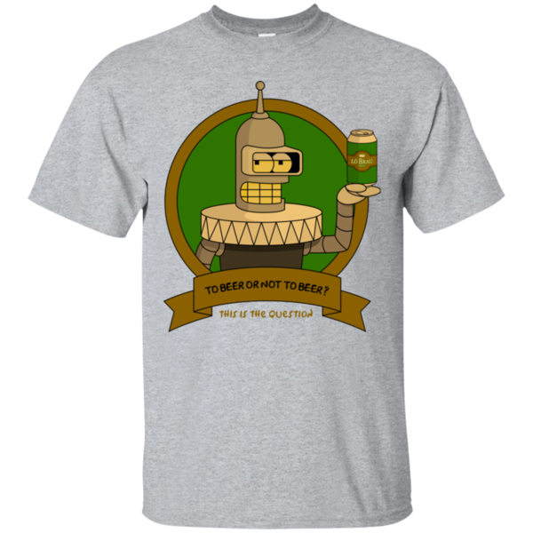 Pop-Up Tee: To Beer or not to Beer Bender Edition