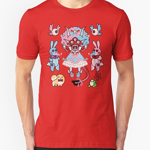 RedBubble: Eye Am Kawaii Krampus