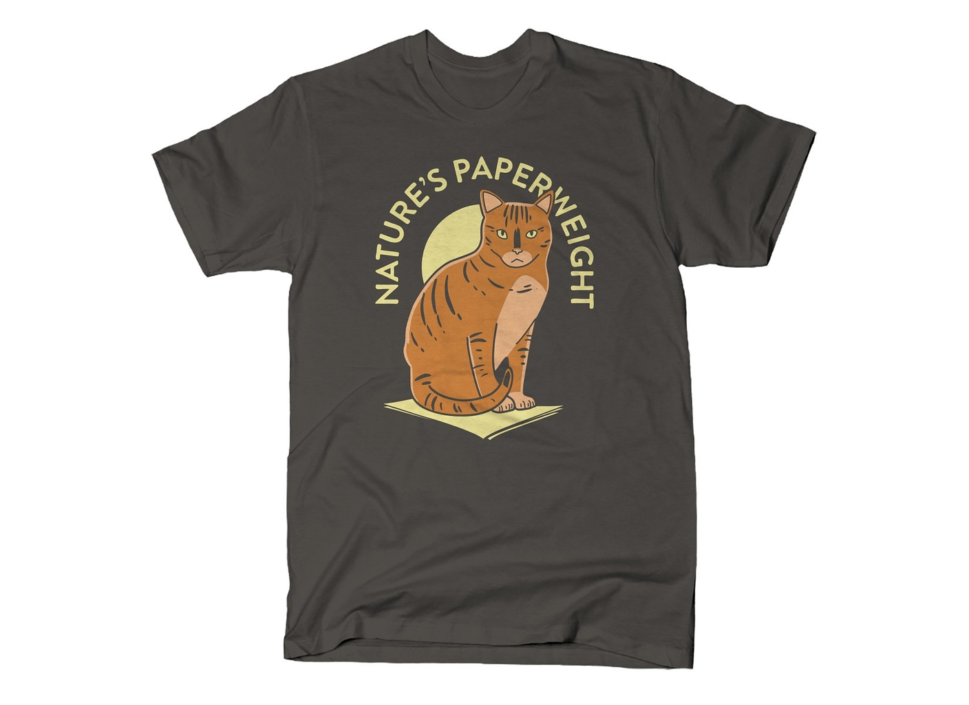 SnorgTees: Nature's Paperweight