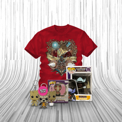 ShirtPunch: The Accused Bundle