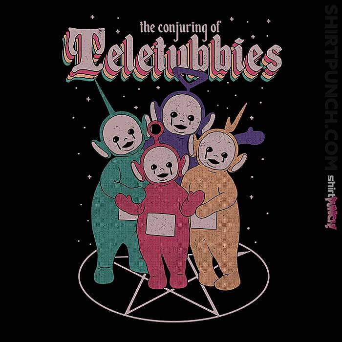 ShirtPunch: Teletubbies