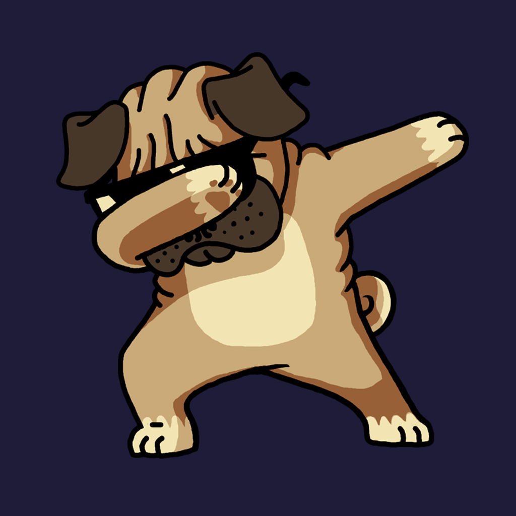 Pampling: Dabbing Pug
