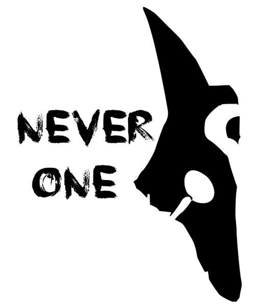 Qwertee: Never one