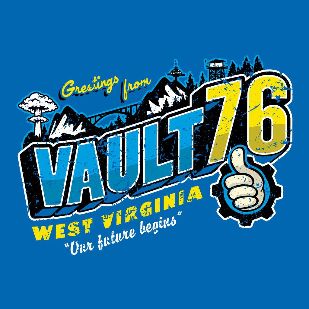 TeeTee: Greetings from WV Vault