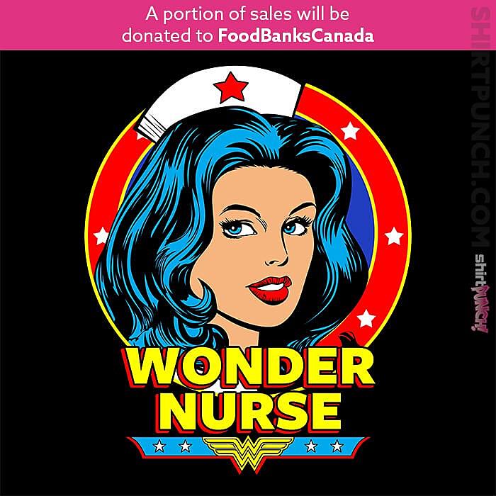 ShirtPunch: Wonder Nurse
