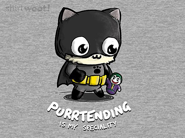 Woot!: Purrtending