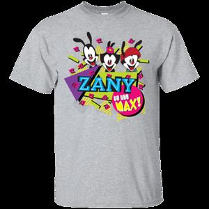 Pop-Up Tee: Zany
