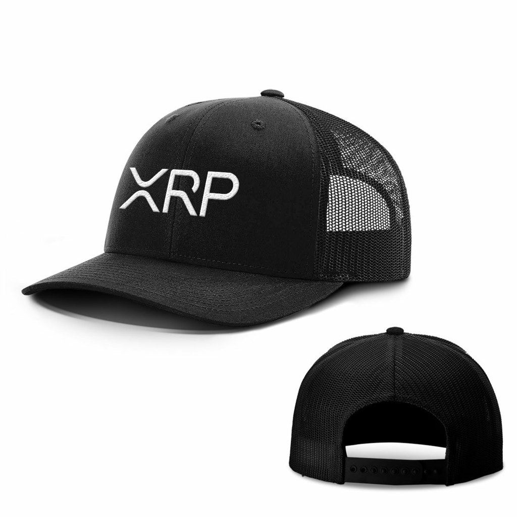 BustedTees: XRP Hats