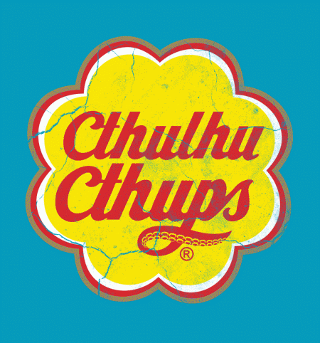 BustedTees: Cthulhu Cthups