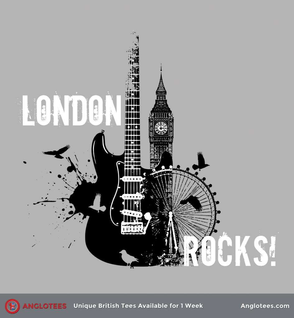 Anglotees: London Rocks!