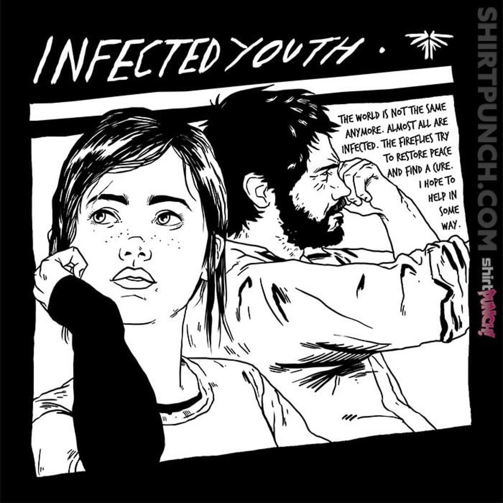 ShirtPunch: Infected Youth