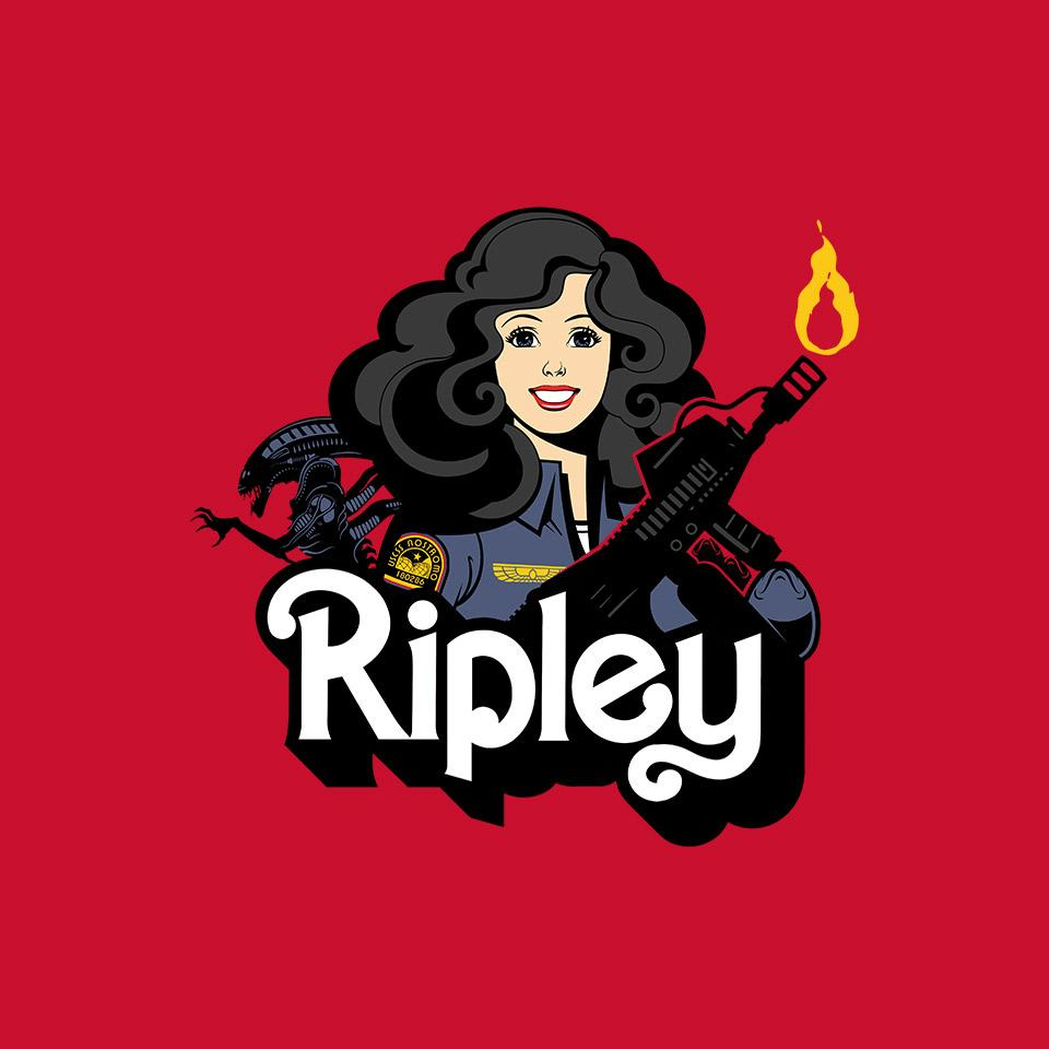 TeeFury: Ripley