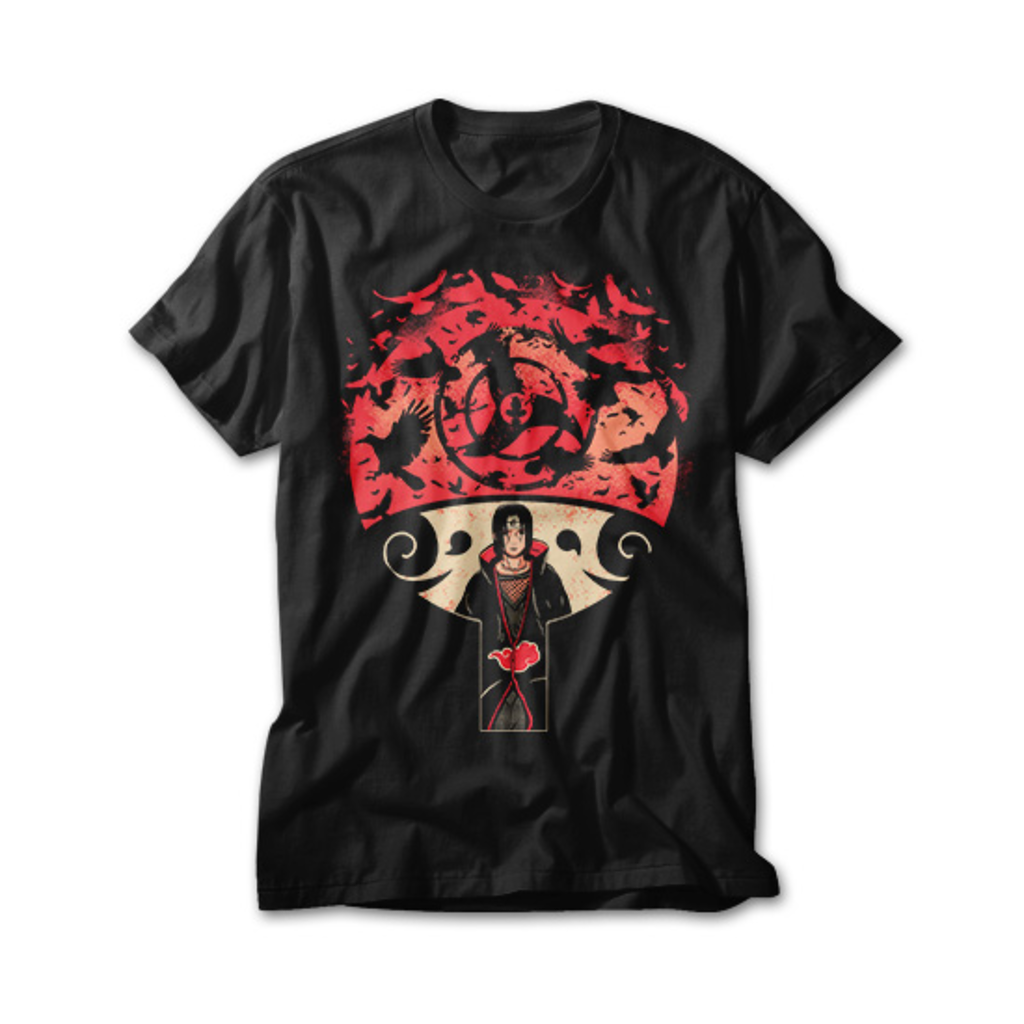OtherTees: Uchiha's Raven