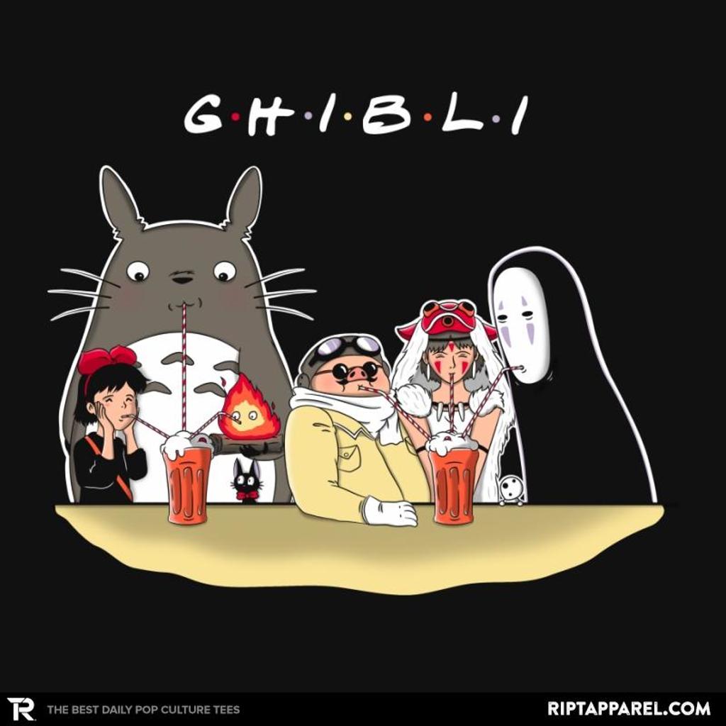 Ript: Ghibfriends