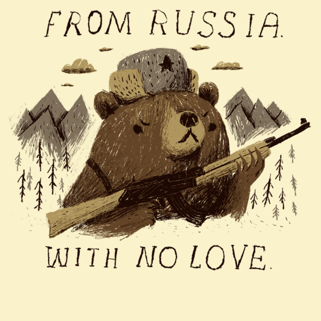 NeatoShop: from russia with no love