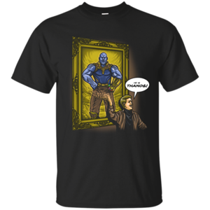 Pop-Up Tee: He is Thanos