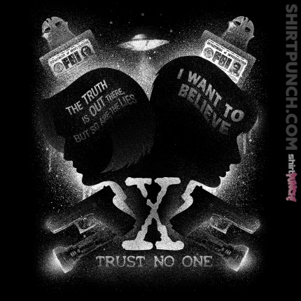 ShirtPunch: Trust No One