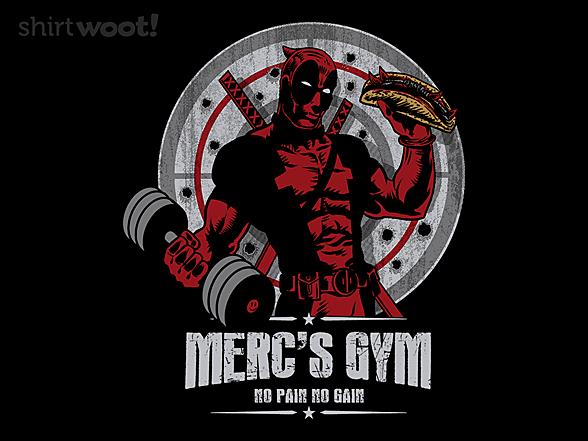 Woot!: Merc's Gym