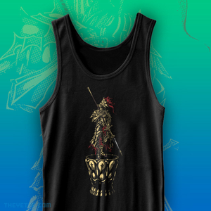 The Yetee: Birth of the Dragonslayer Tank Top