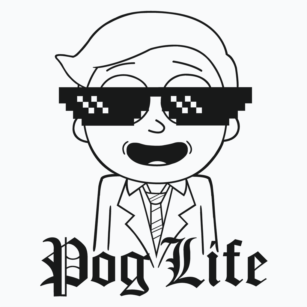 Pop-Up Tee: Pog Life