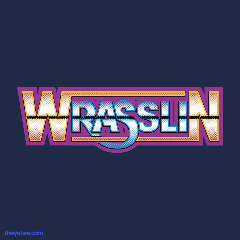 The Yetee: Wrasslin