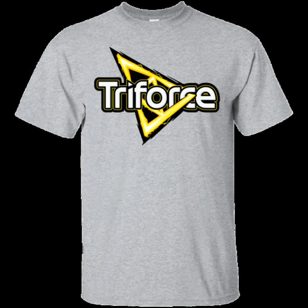 Pop-Up Tee: Triforce