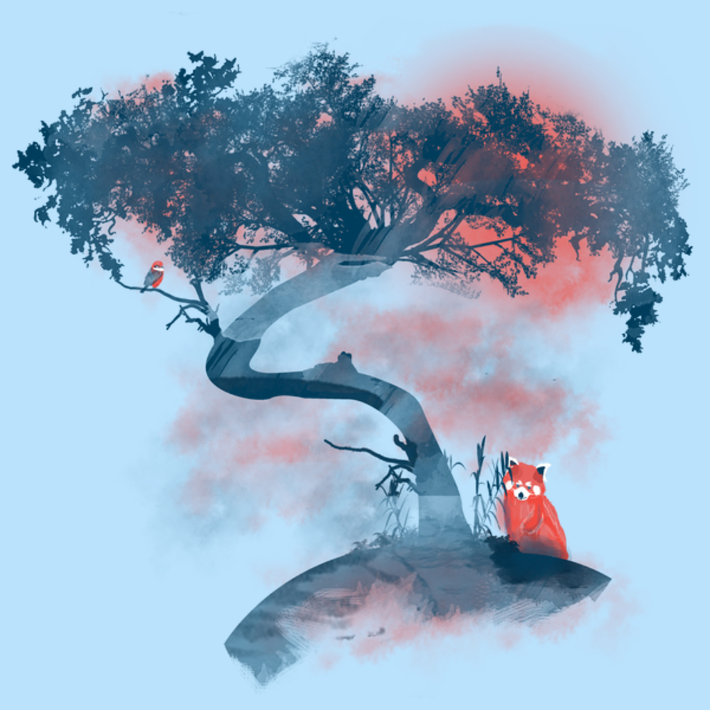 NeatoShop: Red Morning