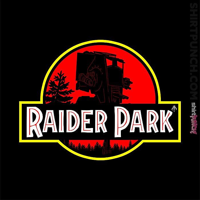 ShirtPunch: Raider Park