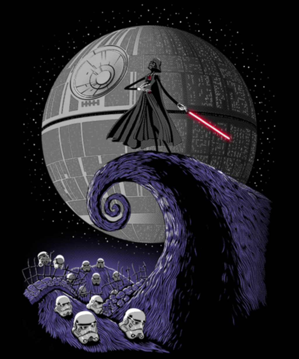 Qwertee: The Nightmare Before Empire