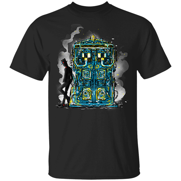 Pop-Up Tee: The Steam Doctor