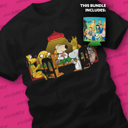 ShirtPunch: Fight a Chicken Bundle