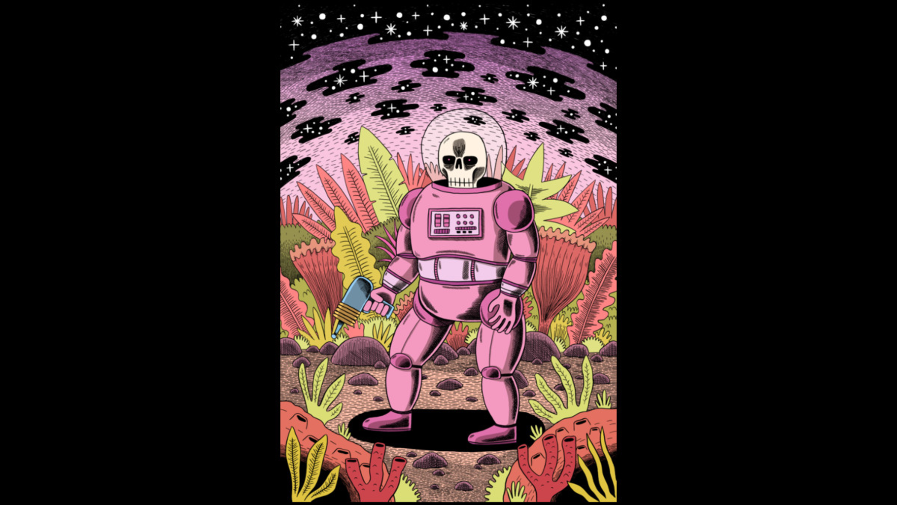 Design by Humans: Dead Spaceman