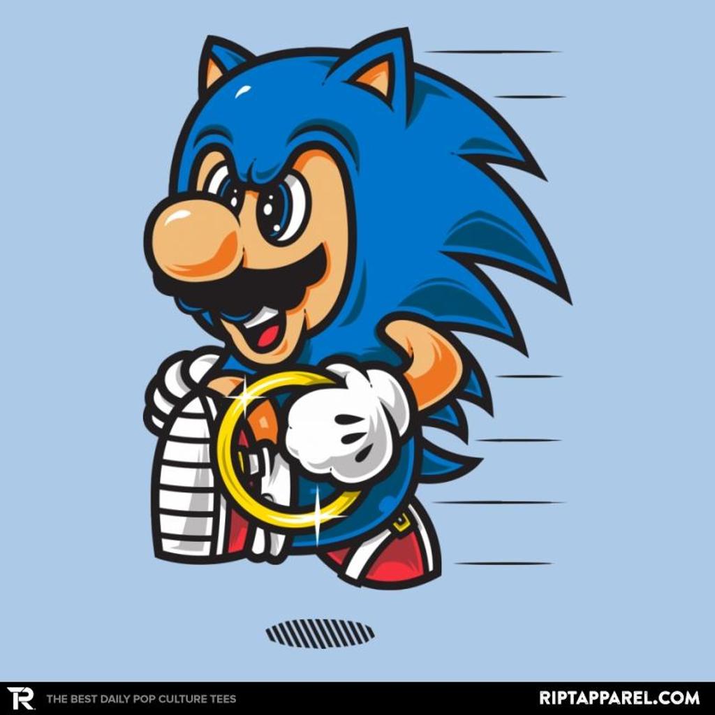 Ript: M The Hedgehog