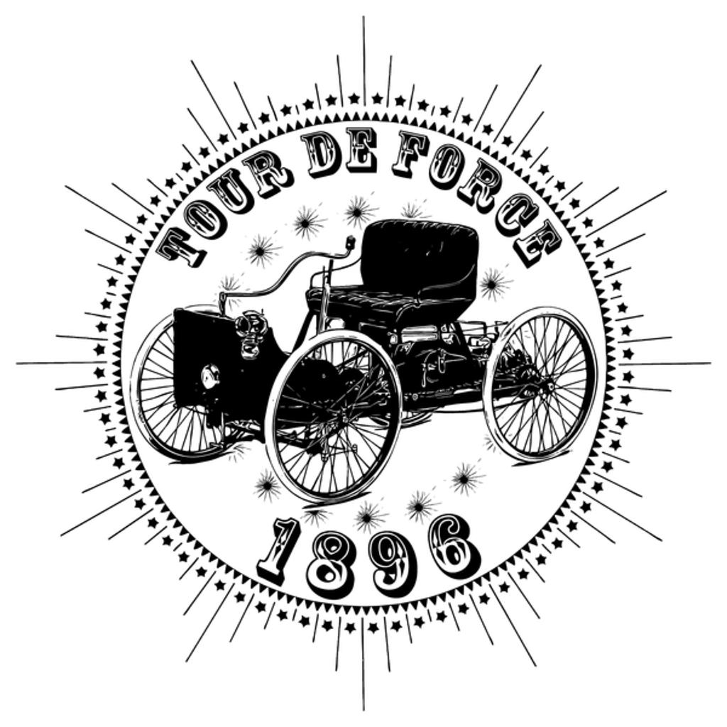 NeatoShop: Classic Car 1896 Vintage Tour De Force