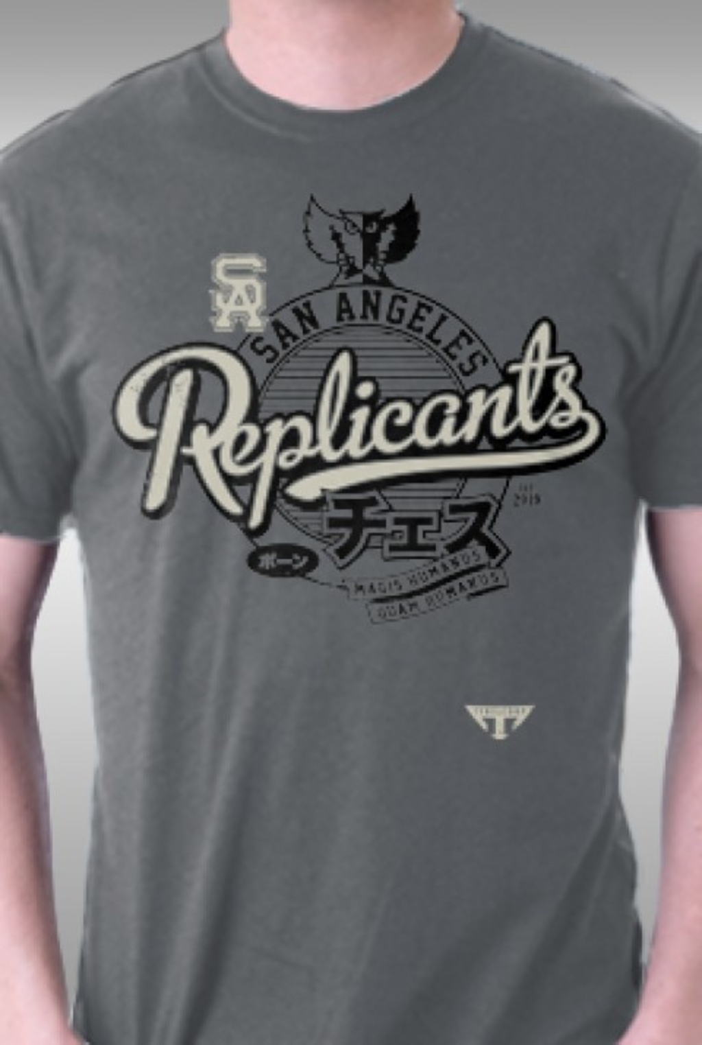 TeeFury: San Angeles Replicants