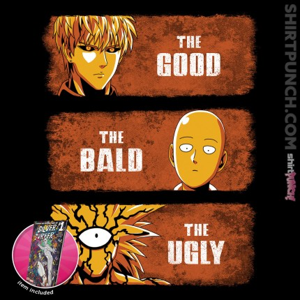 ShirtPunch: The Good, The Bald, The Ugly