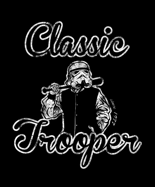 EnTeeTee: Classic Trooper