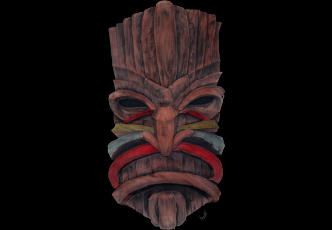 Design by Humans: Tiki